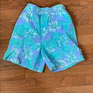 Girls lilly Pulitzer Bermuda shorts